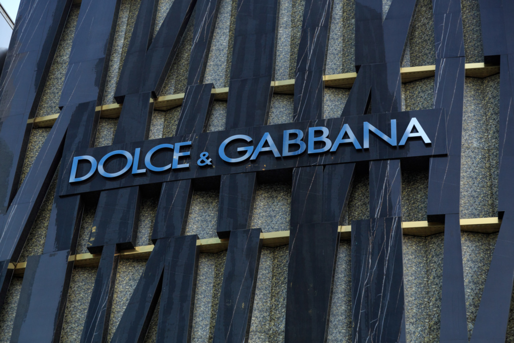 Dolce and Gabbana Exterior DXB Mall - 32