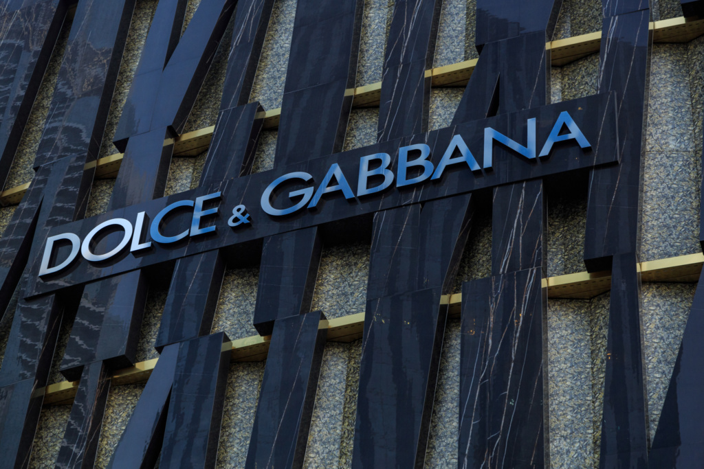 Dolce and Gabbana Exterior DXB Mall - 34